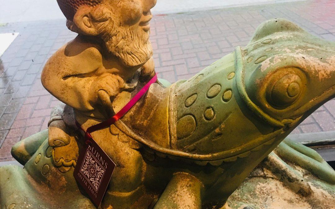 European Carnival Gnome & Toad