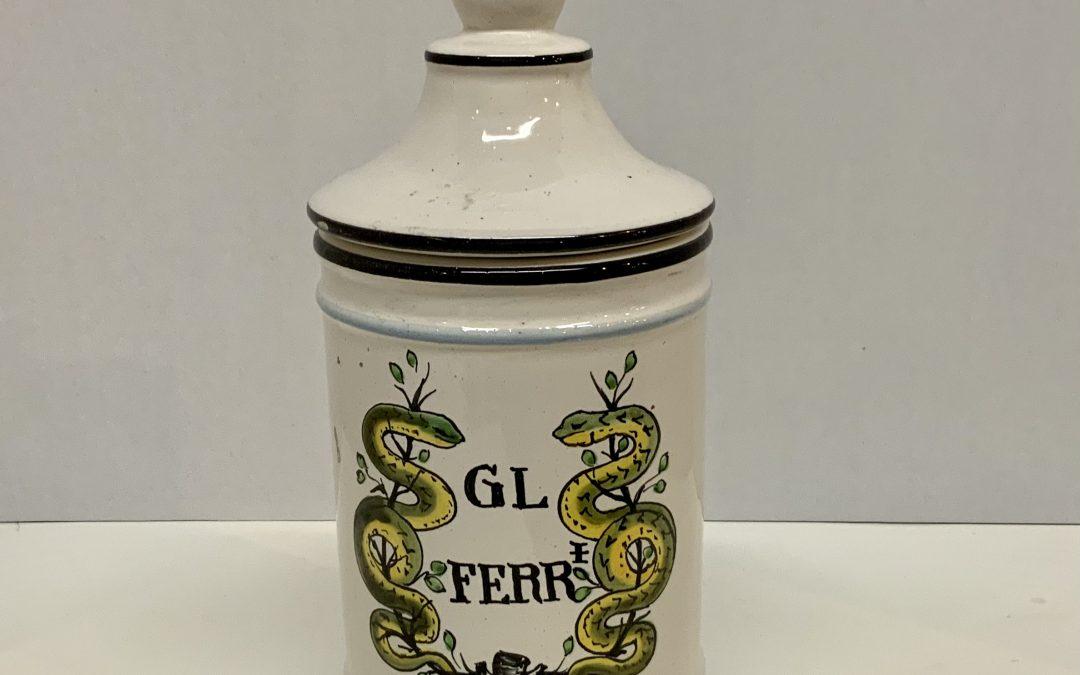 Apothocary Jar