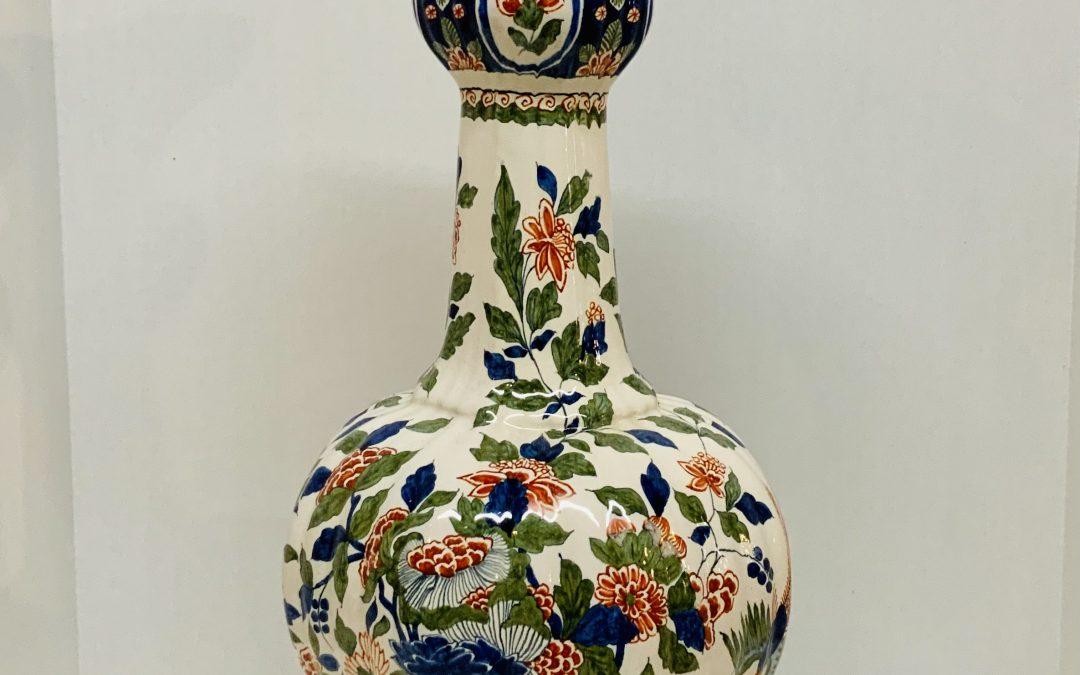 1880 Pottery Vase